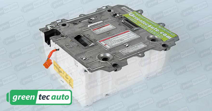 Honda Accord Hybrid Battery With New Generation Cells