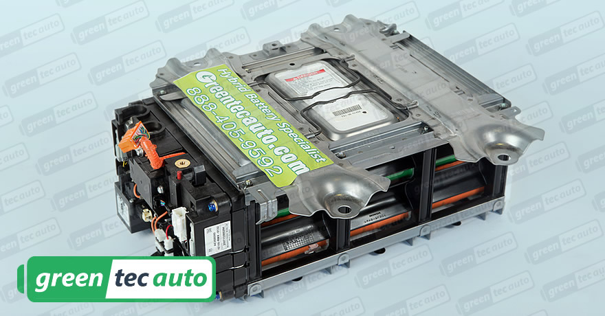2006 2011 Honda Civic Hybrid Battery With New 8 0 Amp Hour