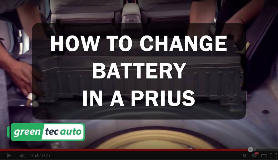 How to Replace Hybrid Battery