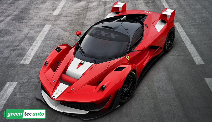 LaFerrari Hybrid Supercar by Ferrari