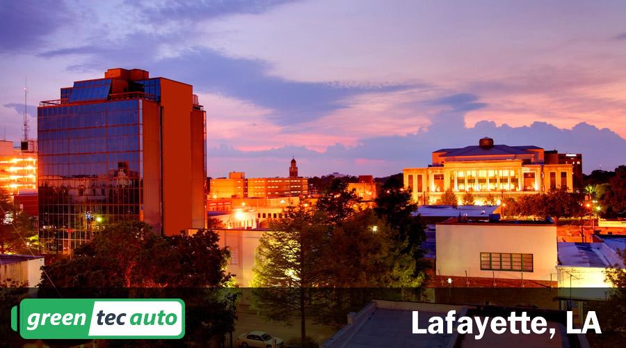 Hybrid Auto Repair Shop In Lafayette La Greentec Auto