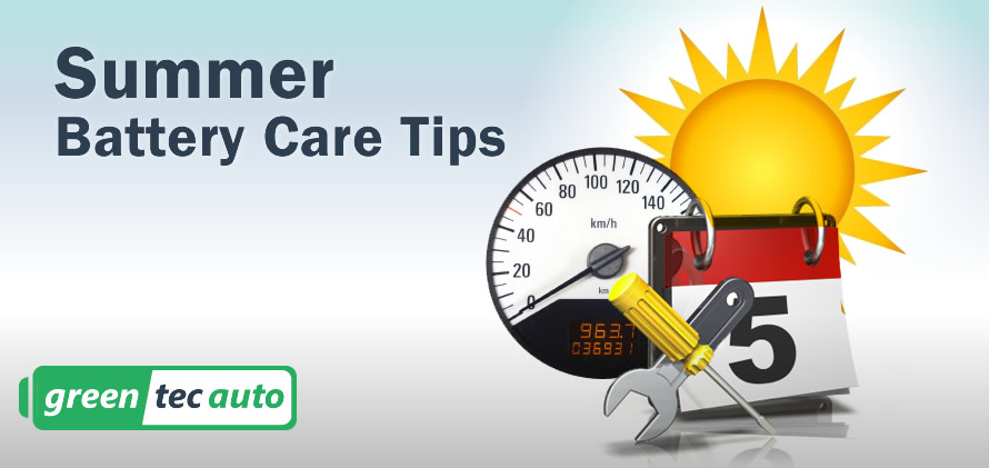 Summer Battery Maintenance Tips
