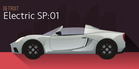 Detroit Electric SP:01