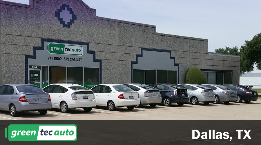 Hybrid Battery Replacement in Dallas