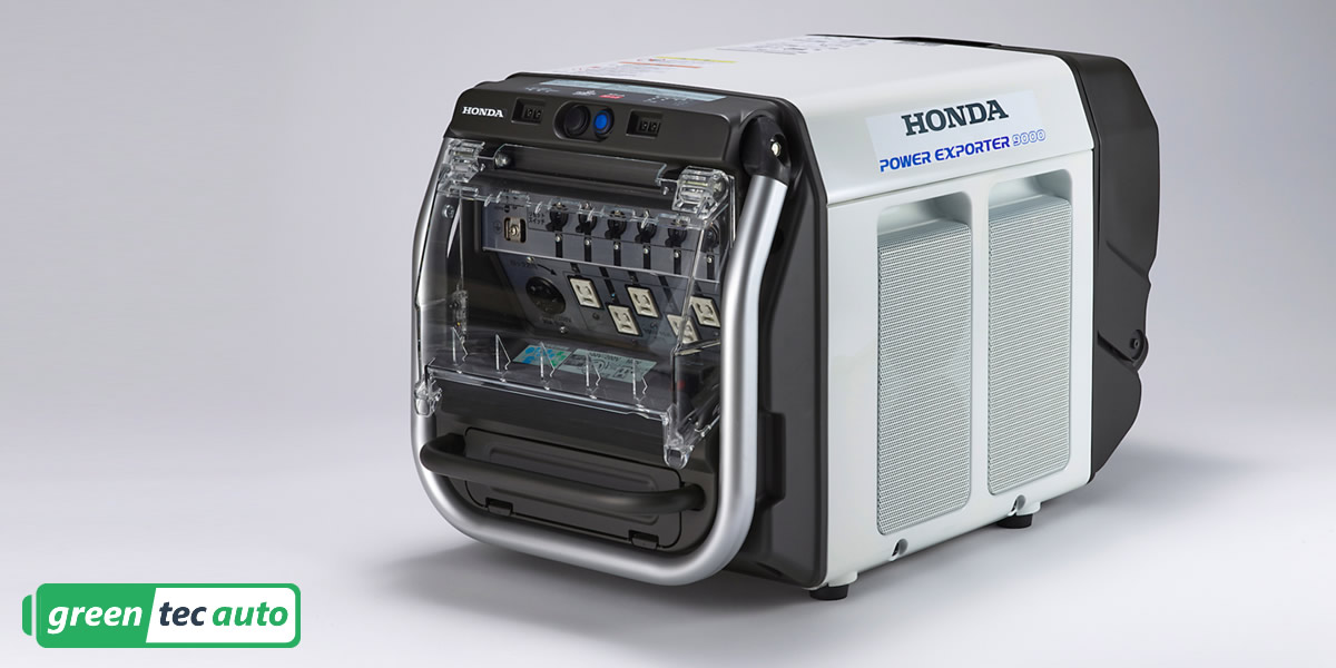 Honda Power Exporter 900