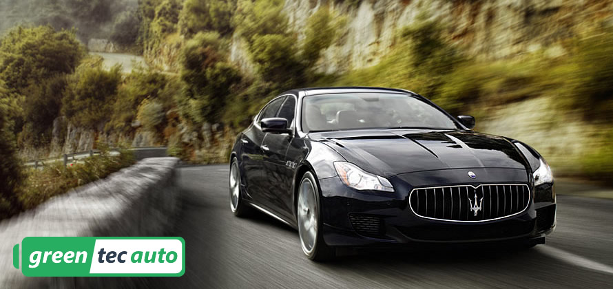 Maserati Will Launch First Plug-In Hybrid