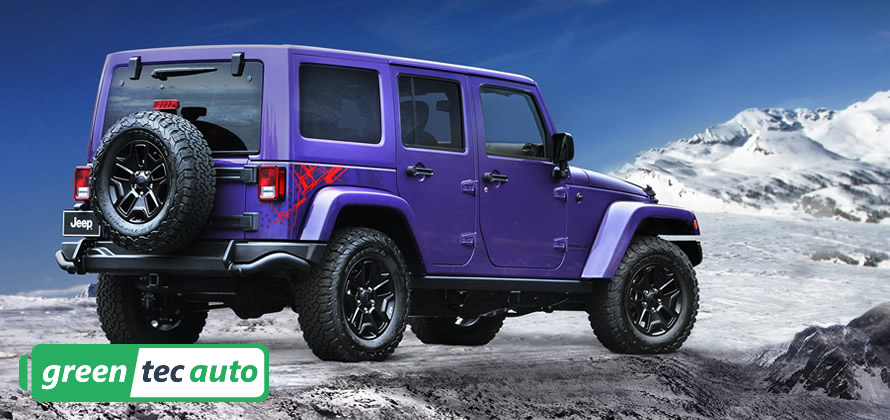 Jeep Wrangler Hybrid Photo