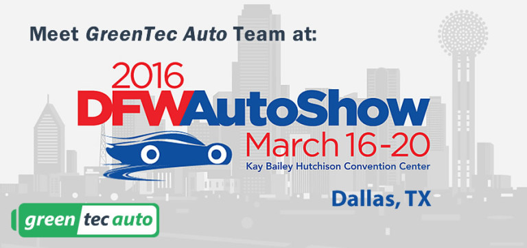 2016 DFW Auto Show, Dallas