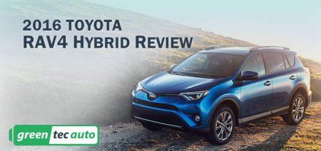 Toyota Hybrid RAV4 Hybrid Review
