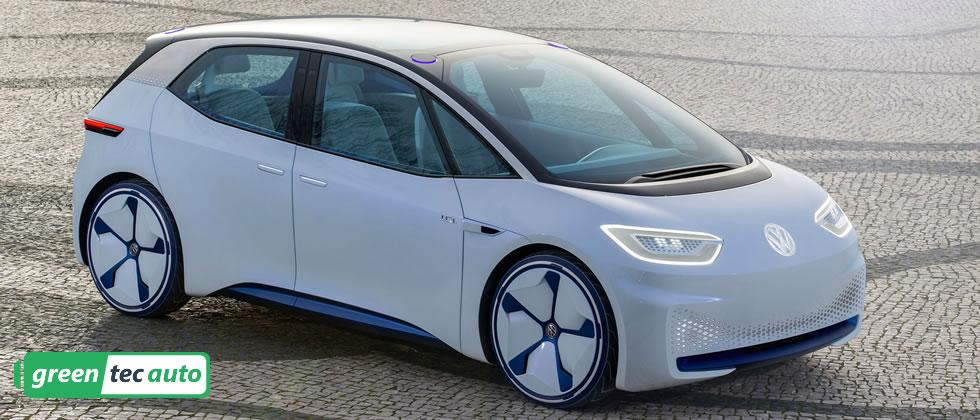Volkswagen's ID concept