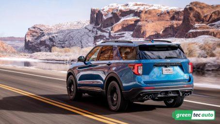 2020 Ford Explorer Hybrid Review