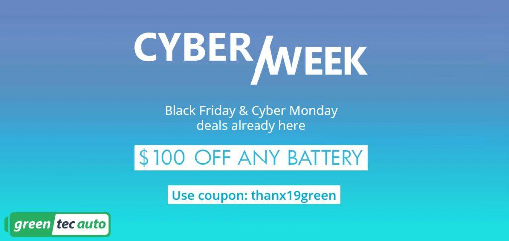 Cyber Monday 2019 Sale