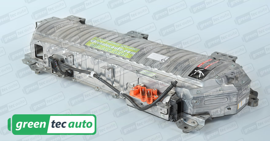 Chevrolet Tahoe Hybrid Battery Replacement