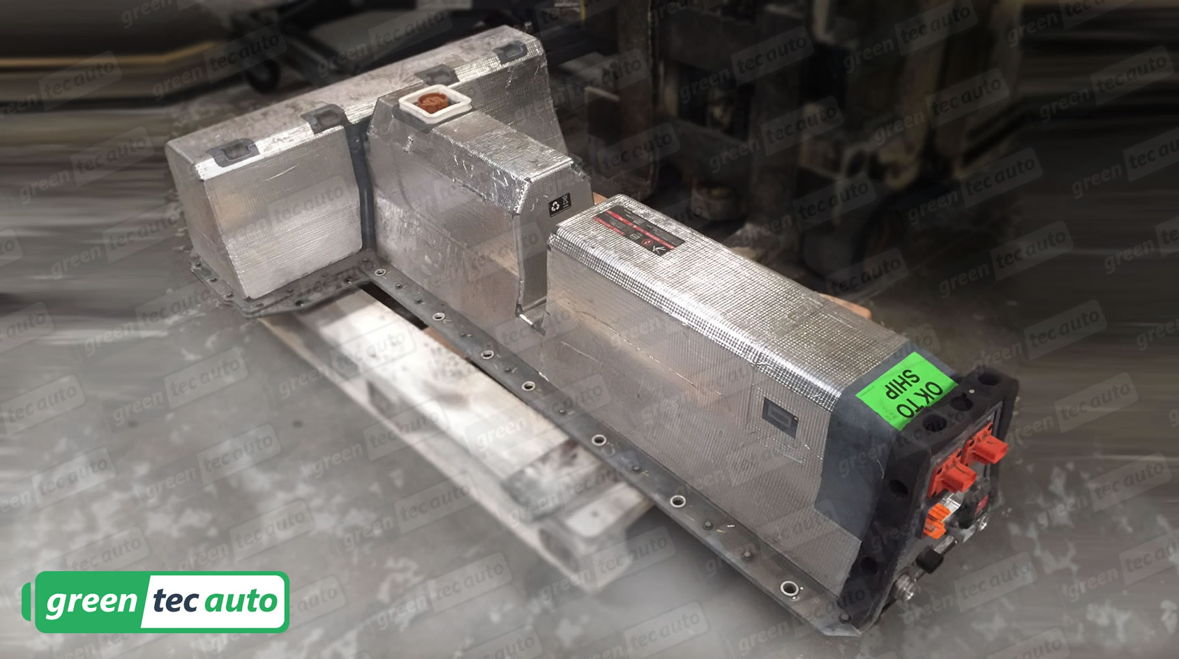 Chevy Volt Complete Battery Pack For