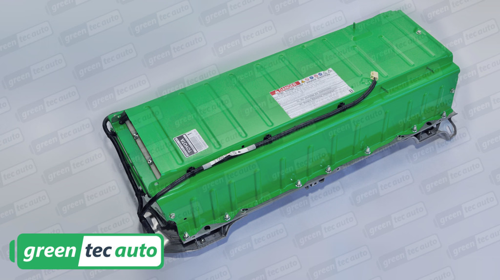 Lexus Gs 450h 2007 2008 Hybrid Battery
