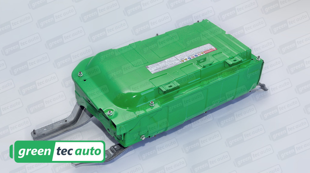 Toyota Prius C Hybrid Battery Replacement | Greentec Auto