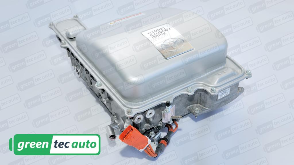 toyota prius inverter assembly greentec auto
